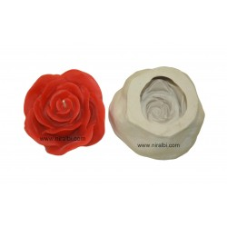 Big Rose Flower Candle Mould, Homemade, Crafts, Hobbies,