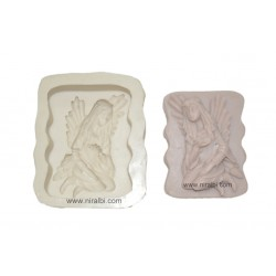Angel Silicone Soap Mould