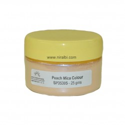 Peach Mica Color, Dyes, Pigment, Cosmetic Grade