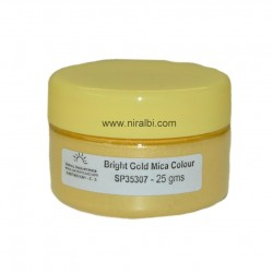 Bright Gold Mica Colour