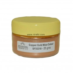 Copper Gold Mica Colour