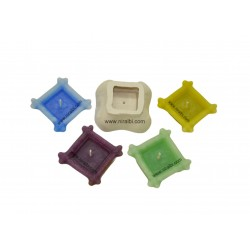 Diya Shape Candle Moulds