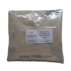 Dead Sea Mud Clay 100 gm - Niral Industries