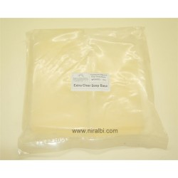 Extra Clear Soap Base 1kg
