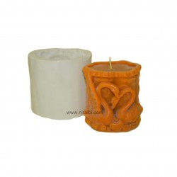 Swarn Bird Silicone Candle Mould