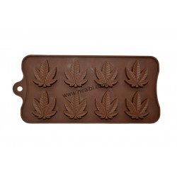 Maple Designer Leaves Chocolate Mould
