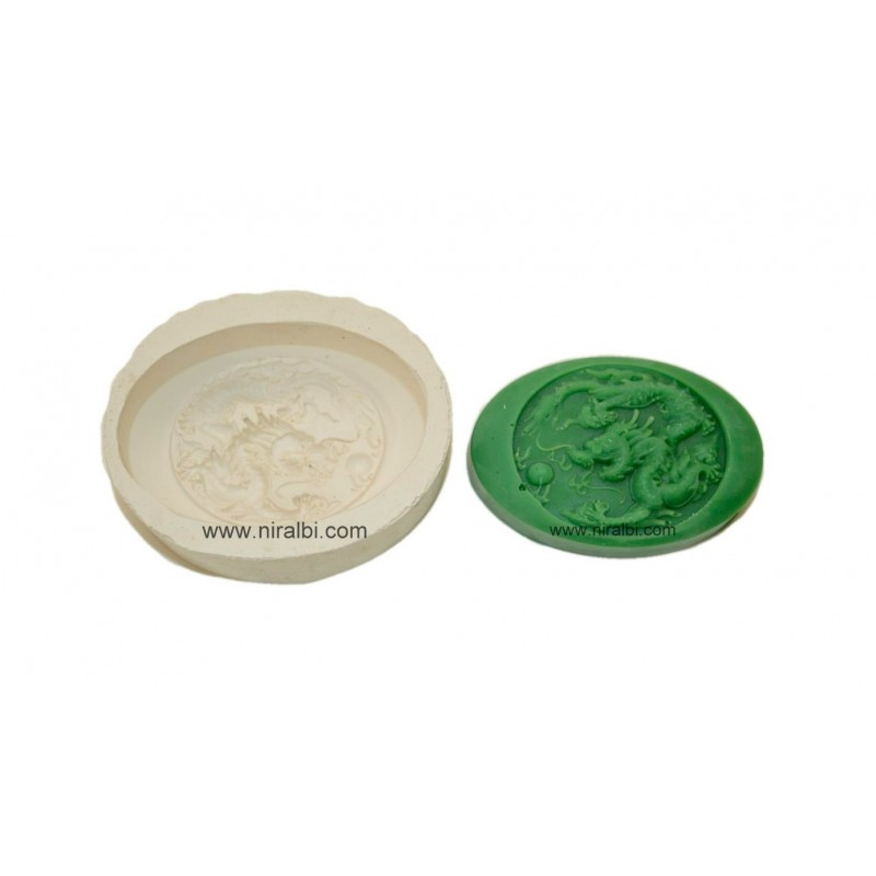 Dragon Rubber Silicone Soap Mould