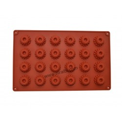 Designer Niral Chocolate Making Rubber Mould