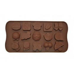 Mix Designer Chocolate Mold