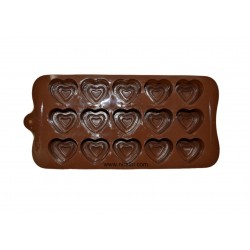 Heart Chocolate Mould, Niral Industries