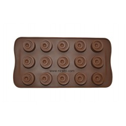 Round Shape Chocolate Mould