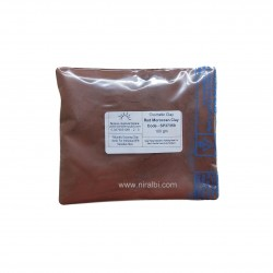 Red Moroccan Clay 100 gm, Niral Industries
