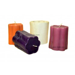 Pillar Silicone Candle Mould