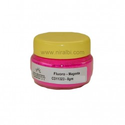 Fluoro magenta Candle Colour - CD11323 Niral Industries