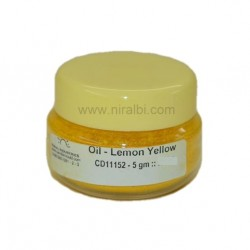 Lemon Yellow Oil Soluble Colour