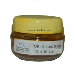 Chrome Orange Oil Soluble Candle Colour