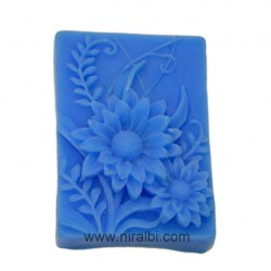 Silicone Sunflower Soap Mould