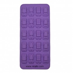 Designer Car Silicone Rubber Mould, Niral Industries