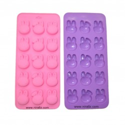 Kitty Face Chocolate Mould