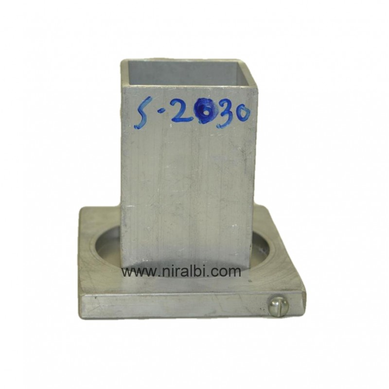S2030 Square Shape Candle Mould