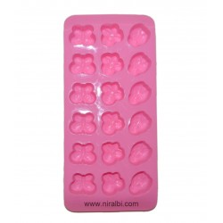 Designer Silicone Mould For Making Soaps