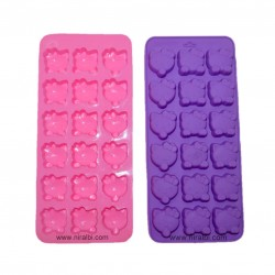 Kitty Face Silicone Soap Mould