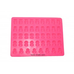 Animal Toy Design Soap Mould