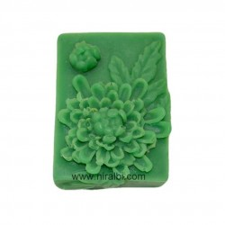Flower Silicone Rubber Soap Mould