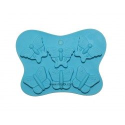 Big Butterfly Soap Or Chocolate Making Mould, Niral Industries