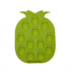 Silicone Rubber Pineapple Mould