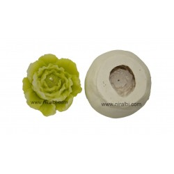 Flower Candle Mould, Niral Industries, 40 gm
