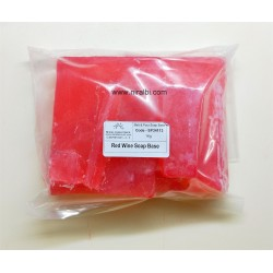 Red Wine soap Base 1 kg, Niral Industries