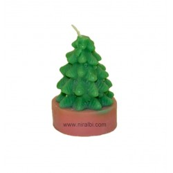 X - Tree Silicone Rubber Candle Mould