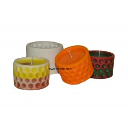 Candle Making Silicone Candle Mold