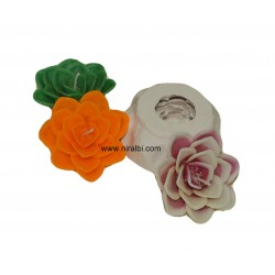 Floating Flower Silicone Candle Making Mold