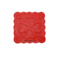 Flower Rubber Designer Soap Mould
