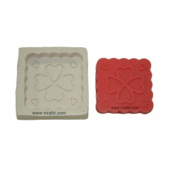 Flower Designer Soap Mould
