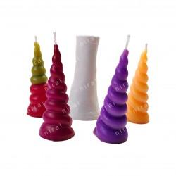 Flower Designer Soap Mould
