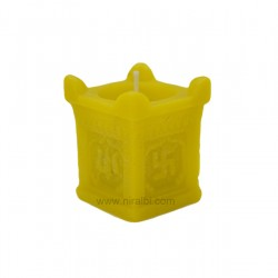 Tulsi Kyara Celebration of Diwali  Rubber Candle Mould