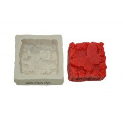 Rubber Butterfly Soap Mould