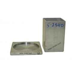 Square Shape  Mould  For Wax Candle