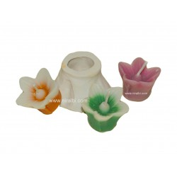 Silicone Candle Making Mold For Candles