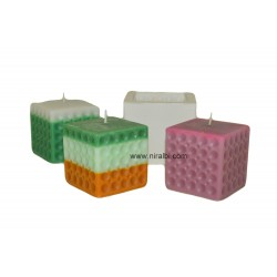 SL680 Niral Silicone Rubber Candle Making Mold