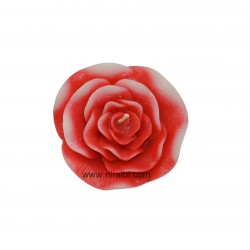 Rose Flower Silicon Candle Mould