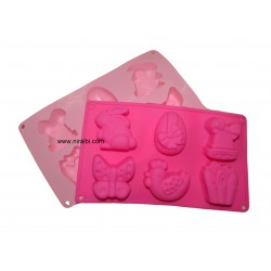 siicone soap mould