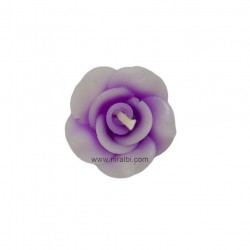 Silicone Rubber Rose Flower Candle Mould