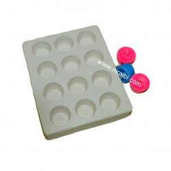 Spiritual T - light candle mould Niral Industries  - 5gm