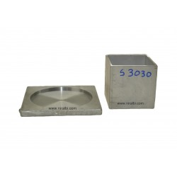Aluminium Candle Mould For Wax Candle