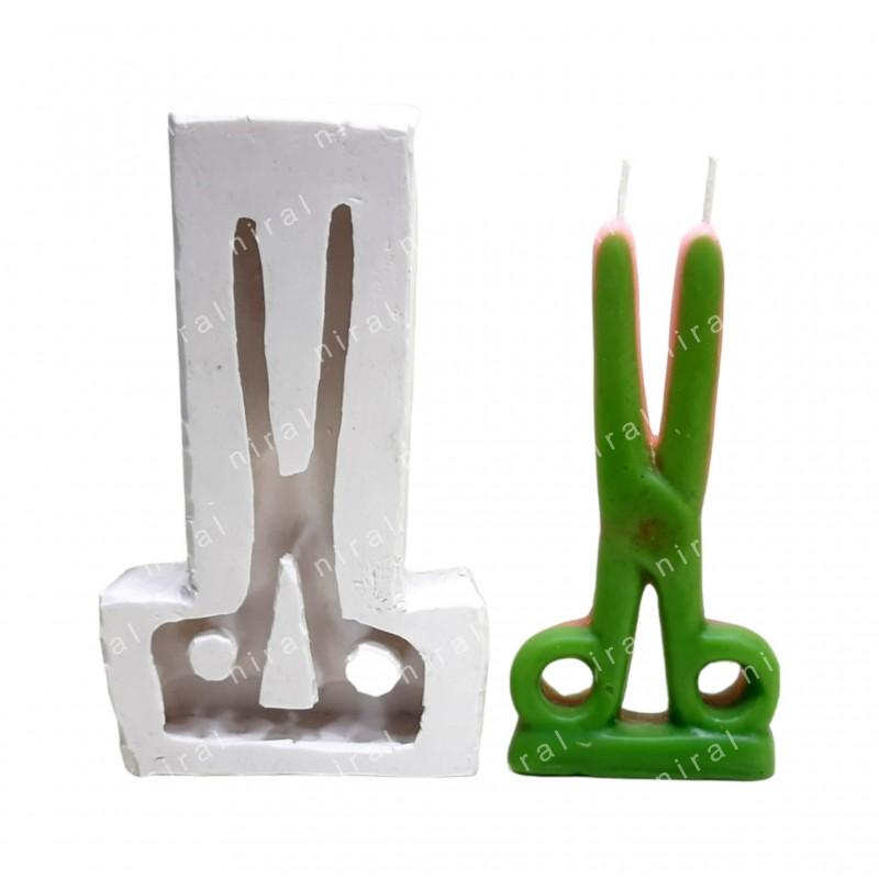3D Rose Flower Rubber Soap Mould