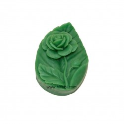 3D Rose Flower Niral Silicone Soap Mould - 65 gm